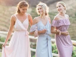 joanna august bridesmaid where to buy bridesmaid dresses racked