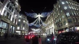 london christmas lights walking tour newsflare