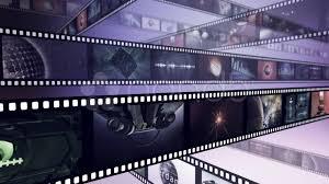 camera reel wallpaper video loop able creative animation of film reels 12336349
