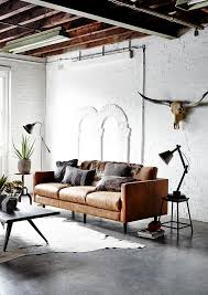 best 25 leather sofa decor ideas on pinterest neutral leather