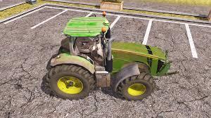 john deere tractor game 8335r john deere tractor john deere l la new holland t6 john deere deere 8335r for farming simulator 2013