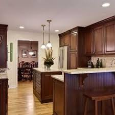 ideas for kitchen wall image result for gray kitchen walls with cherry cabinets design
