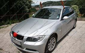 car antlers christmas reindeer car antlers rudolf