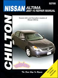 nissan altima manuals at books4cars com