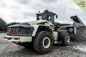 cost of new volvo truck how volvo ce is engineering a quarry run by electric loaders and