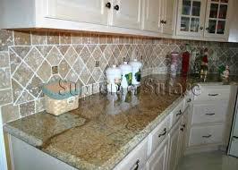 kitchen engaging tumbled stone kitchen backsplash extraordinary