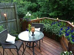Backyard Small Deck Ideas 60 Best Small Deck Ideas Images On Pinterest Outdoor Spaces