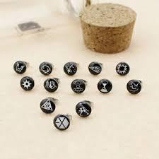 exo earrings exo growltitanium steel earrings kris sehun lay luhan chanyeol