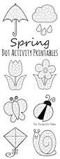 halloween dot painting free printables painting activities dot