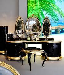 Venezia Dressing Table And Mirror Luxury Dressing Table Designer - Designer dressing tables
