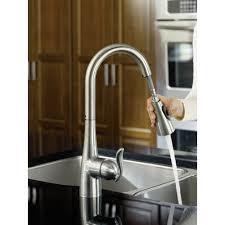 moen 7294srs arbor spot resist stainless pullout spray kitchen moen 7594srs arbor spot resist stainless pullout spray kitchen