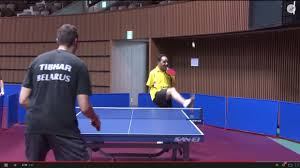 Best Table Tennis Player This Table Tennis Player Shows That U201cnothing Is Impossible