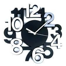 horloge murale pour cuisine horloge moderne cuisine horloge moderne cuisine grande horloge