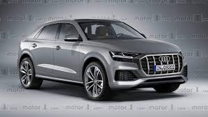 audi q8 2017 audi q8 render might you reconsider suv coupes