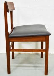 Teak Dining Room Chairs Teak Dining Room Set