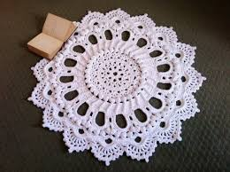Crochet Home Decor Patterns Free 164 Best Crochet Cushions Floor Rugs Bath Mats Images On