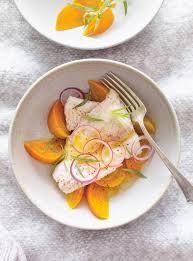 ricardo cuisine mijoteuse poisson confit à la mijoteuse et salade de betteraves à l estragon