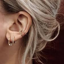 earrings for pierced ears best 25 pierced earrings ideas on pierced
