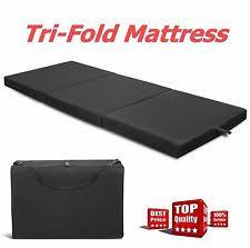 Folding Cushion Bed 9994pk1 Jordan Manufacturing Tri Fold Mat For Camping Exercise