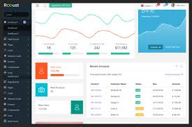 free html5 dashboard admin templates for your admin panel top 10
