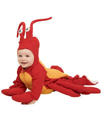 halloween costumes baby lobster costume infant costume baby halloween costume at