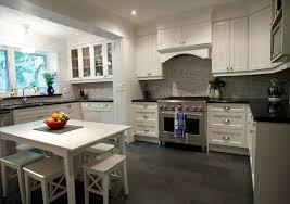 white kitchen cabinets black tile floor floor kitchen tile flooring white cabinets on floor