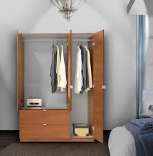 Furniture Armoire Wardrobe Overcrowded Closet 10 Modern Wardrobes And Armoires To Tame