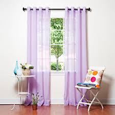 Crushed Sheer Voile Curtains by Amazon Com Best Home Fashion Crushed Voile Sheer Curtains