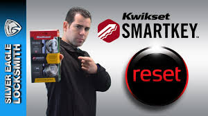how to reset kwikset smart key without the current key or the