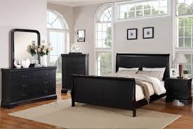 Brown Black Bedroom Furniture Bedroom Natural Brown Wooden Queen Size Bed Frames With Drawers