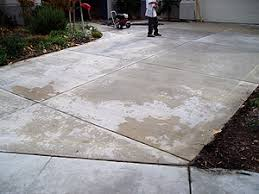 restore refurbish maintain caring for colored concrete