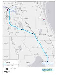 Duke Energy Power Outage Map Florida Sabal Trail Florida Se Connection Gas Pipelines Up And Running