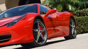 Ferrari 458 Top Speed - 2013 ferrari 458 italia s107 los angeles 2017