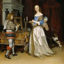 vermeer pearl necklace the masters are back blockbuster vermeer exhibition opens
