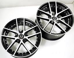 Black 5 0 Mustang Gianelle Monaco 20 X 8 5 10 0 Black B1 Wheels Ford Mustang Gt