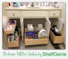under bathroom sink storage bins brilliant bathroom organization