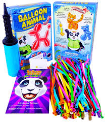 qualatex balloons balloon animal pro kit 50 count custom colors