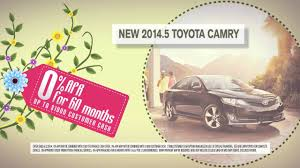 toyota of lexus financial ways to save on toyota with warm weather in oak lawn il youtube