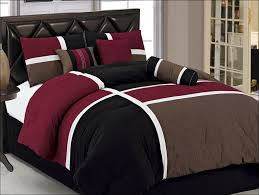 bedroom fabulous black comforter twin black bedspread full size