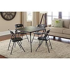 Folding Table Chair Set Folding Furniture Folding Tables U0026 Chairs Sears