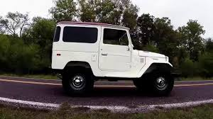 1976 toyota land cruiser fj40 sold youtube