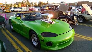 Dodge Viper Custom - 1998 viper with a blown chevy v8 u2013 engine swap depot