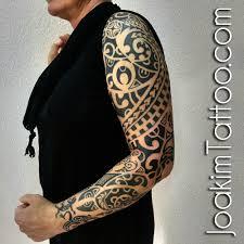 maori sleeve tatuerare kungälv göteborg maori sleeve
