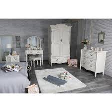 bedroom set with vanity table antique cream bedroom furniture set double wardrobe chest of