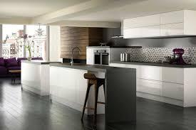 sleek high gloss white kitchen cabinets marissa kay home ideas