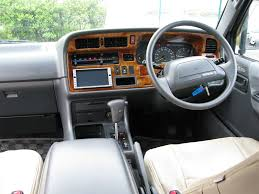 toyota hiace super custom best photos and information of