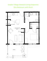 apartment floor plans with dimensions fascinating 1 bedroom garage apartment floor plans also houston