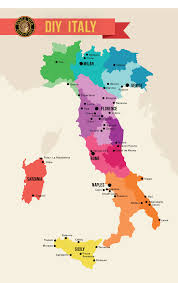 Italian Map Pdf Map Of Italy Deboomfotografie
