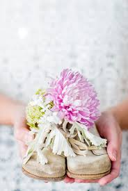 Vase Centerpieces For Baby Shower Make This Vintage Inspired Baby Shower Idea Paper And Stitch