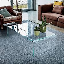 Ashley Furniture Glass Coffee Table All Glass Coffee Tables Furniture Specialists Glassdomain In Table